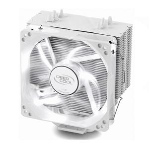 [쿨러] DEEPCOOL GAMMAXX 400 SNOW WHITE BASIC [036200]