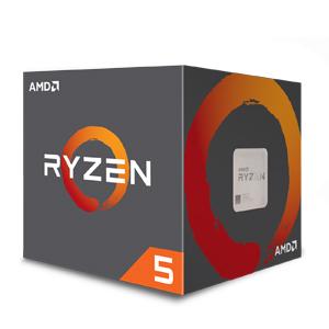 AMD RYZEN 5 2600 피나클릿지 (BOX/레이스 Stealth쿨러포함) [036991]